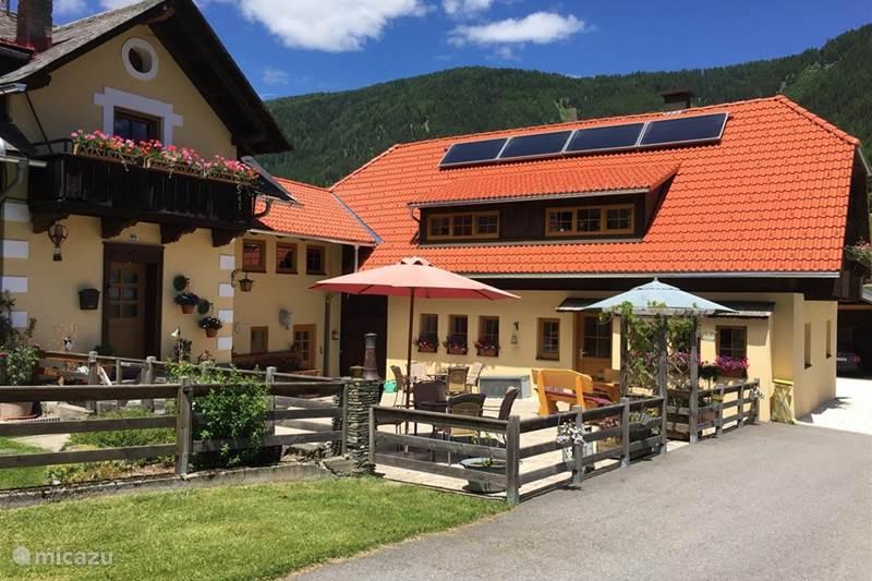 Vacation rental Austria, Carinthia, Gnesau Apartment Gurkhof Ferienwohnungen App Nockhaus