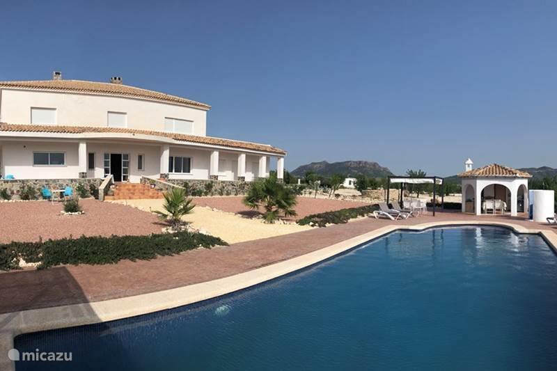 Vakantiehuis Spanje, Costa Blanca, Salinas Studio Finca La Sonrisa, Palmera
