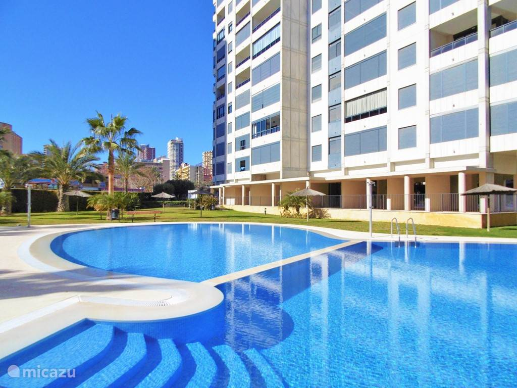 Vacation Rental Spain, Costa Blanca, Benidorm Apartment Luxury Apartment  Gemelos 26 ...