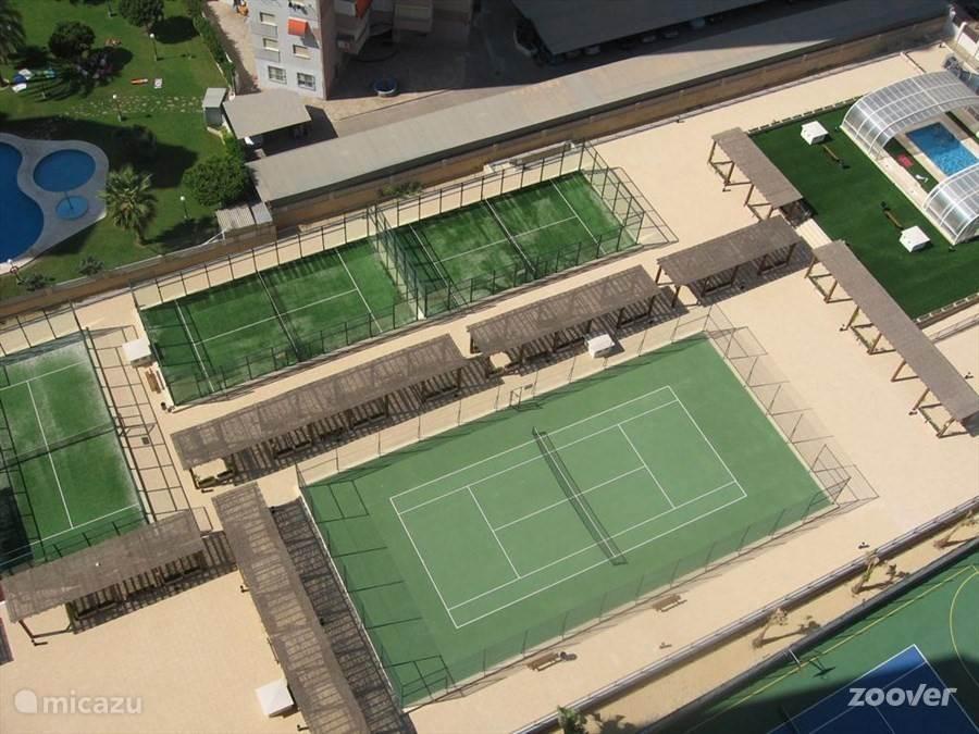 Vakantiehuis Spanje, Costa Blanca, Benidorm Appartement Luxe appartement Gemelos 26