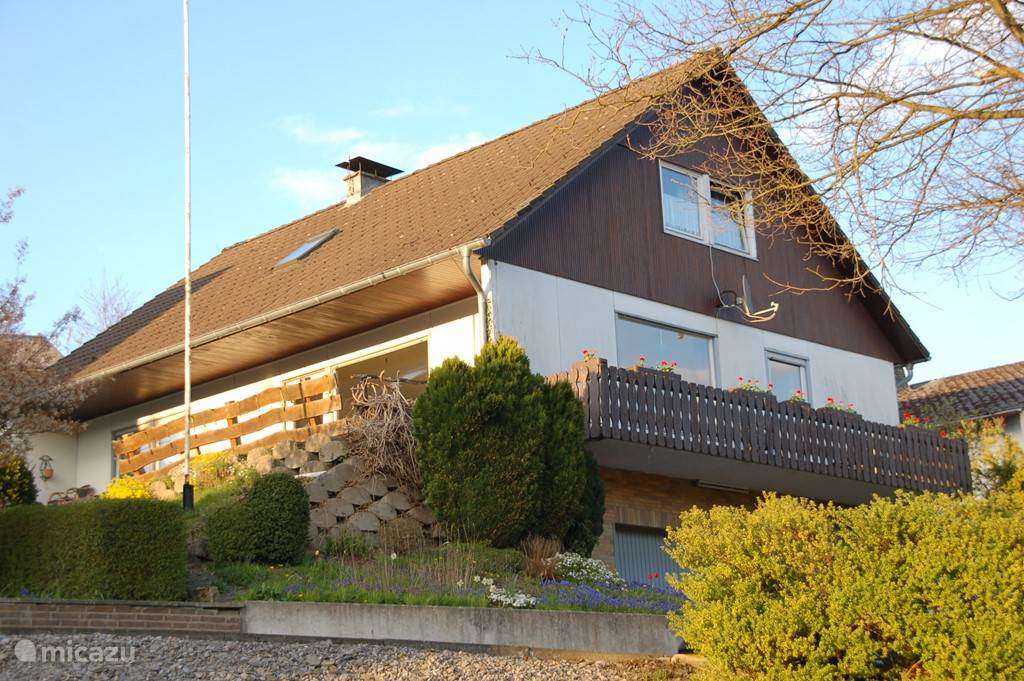 Vacation rental Germany, Sauerland, Olsberg-Elleringhausen villa House Steinblick