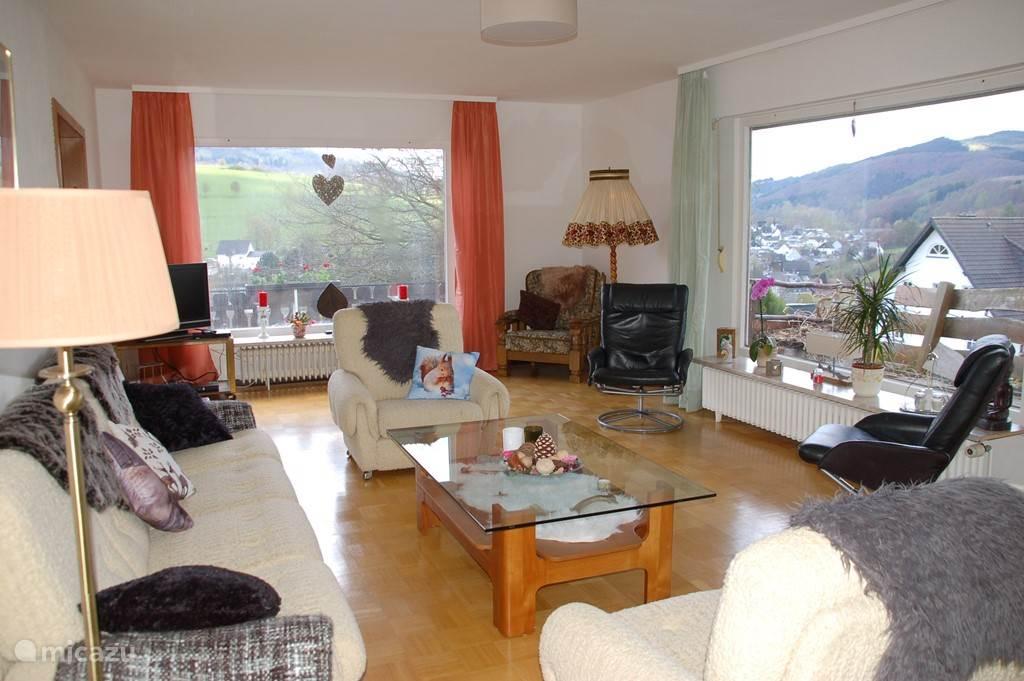 Vakantiehuis Duitsland, Sauerland, Olsberg-Elleringhausen Villa Huis Steinblick