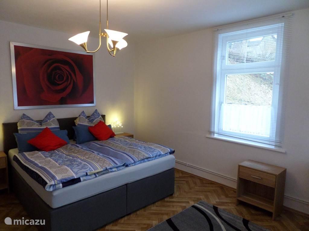 Slaapkamer 1 Burgermeesterwoning