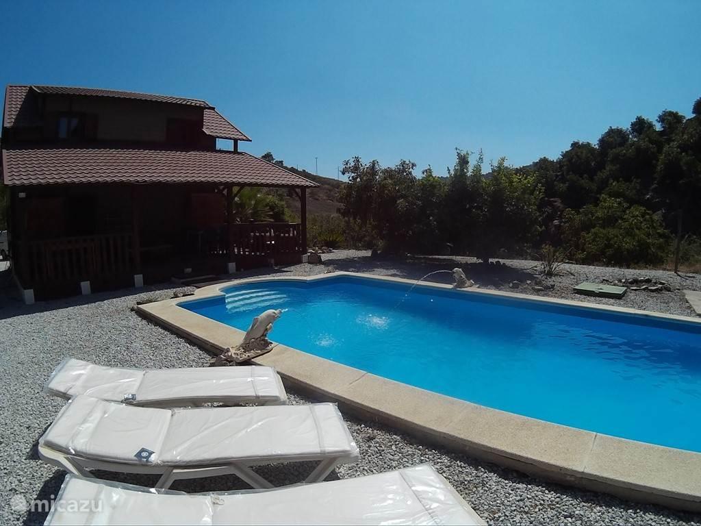 Vakantiehuis Spanje, Costa del Sol, Torrox villa Casa Madera