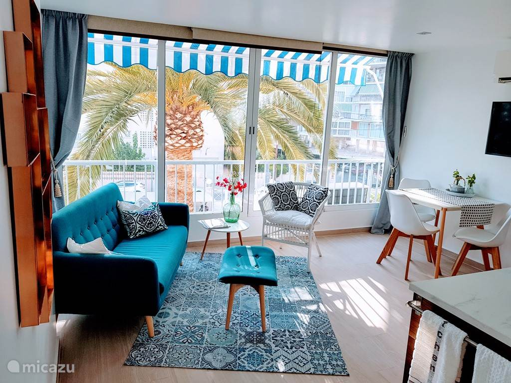 Vakantiehuis Spanje, Costa Blanca, El Campello Appartement Casa Anthonia