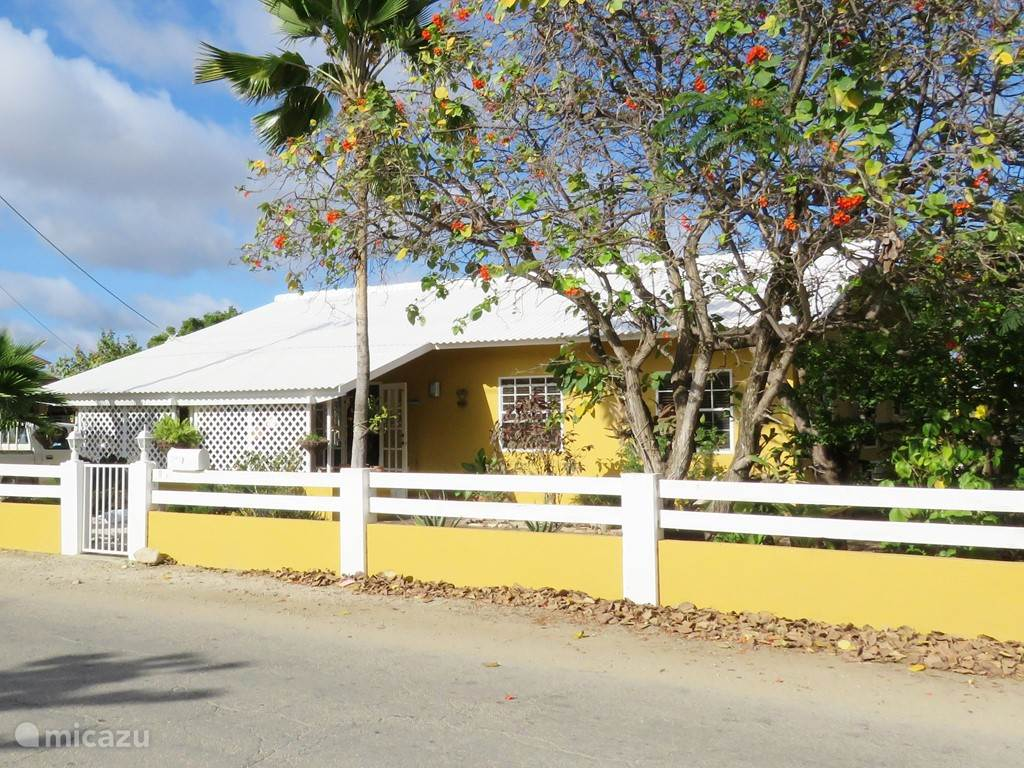 Vacation rental Bonaire – bungalow Sabana Residence