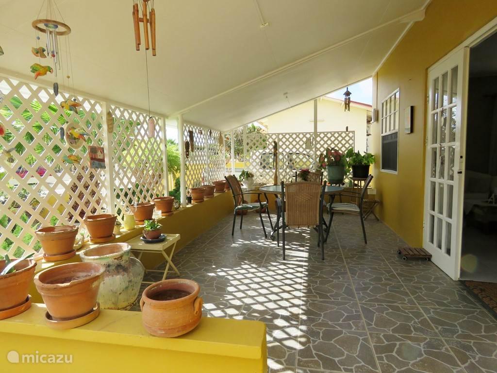 Vacation rental Bonaire, Bonaire, Sabana Bungalow Sabana Residence