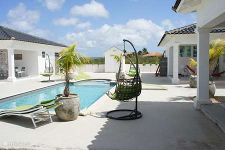 Vacation rental Bonaire, Bonaire, Santa Barbara - villa Luxury villa with mineral pool