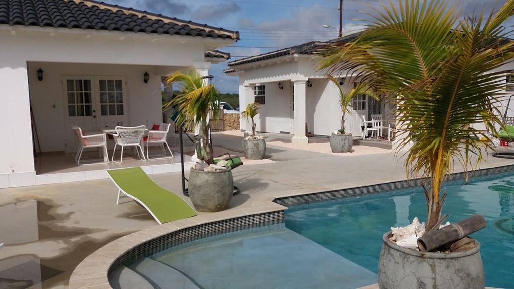 Van 23 november tot 19 december 10% korting op onze luxe villa op Bonaire