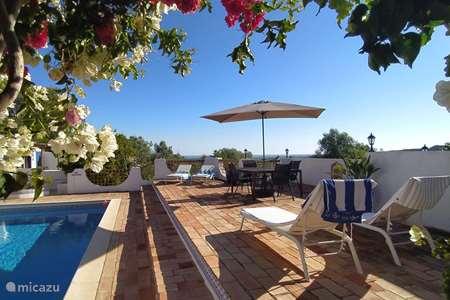 Vakantiehuis Portugal, Algarve, Loulé, Soalheira villa Casa Azul - Private villa in Algarve