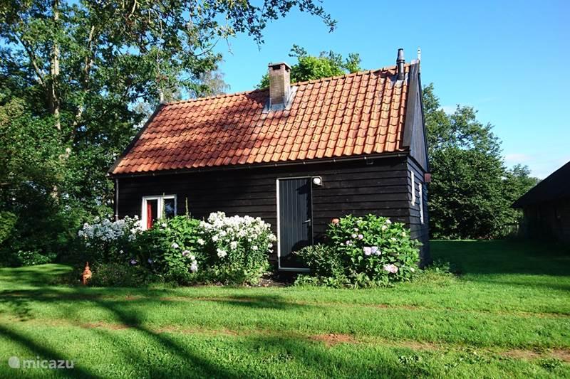 Vakantiehuis Nederland, Overijssel, IJsselham Vakantiehuis Het Berenhuisje