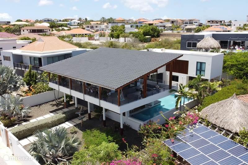 Vacation rental Curaçao, Banda Ariba (East), Vista Royal Villa Hakuna Matata 7-10 persons