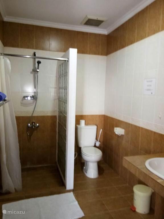 Ruime badkamer   Badkamer