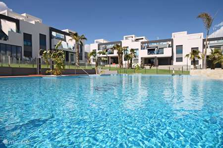 Vakantiehuis Spanje, Costa Blanca, Torrevieja - appartement Penthouse Casa Esmeralda