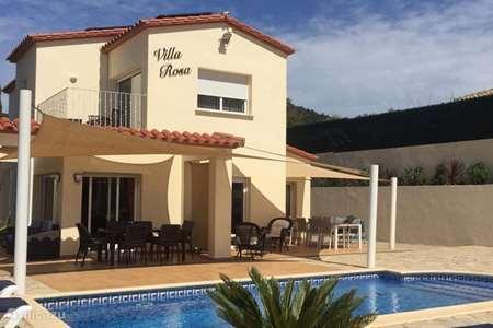 Vakantiehuis Spanje, Costa Brava, Calonge – villa Villa Rosa