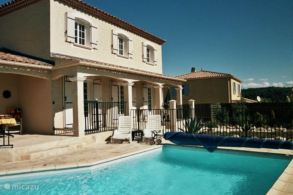 Vakantiehuis Frankrijk, Languedoc-Roussillon, Goudargues villa Les Hirondelles