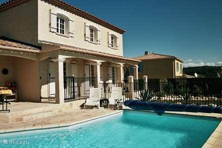 Vakantiehuis Frankrijk, Gard – villa Les Hirondelles