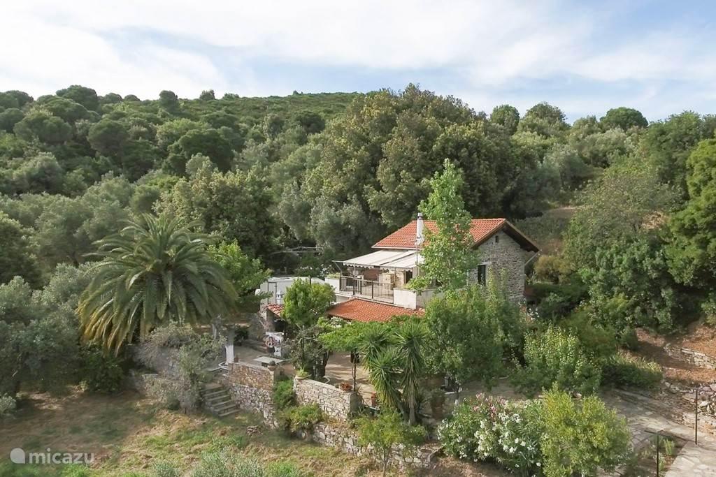 Apartment Vicky, Platanias, South Pilion