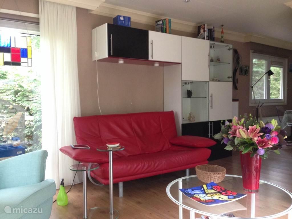 Vakantiehuis Nederland, Gelderland, Doornspijk Chalet Boshuis op de Veluwe