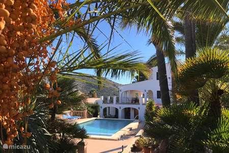 Vakantiehuis Spanje, Costa Blanca, Benitachell - vakantiehuis La Porteña