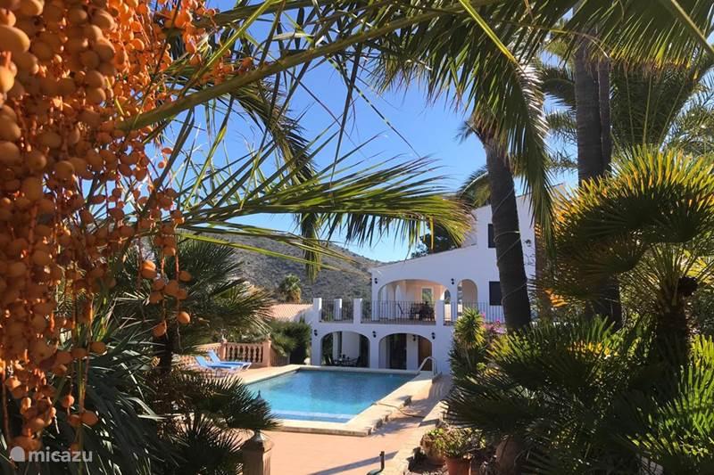 Ferienwohnung Spanien, Costa Blanca, Moraira Ferienhaus La Porteña