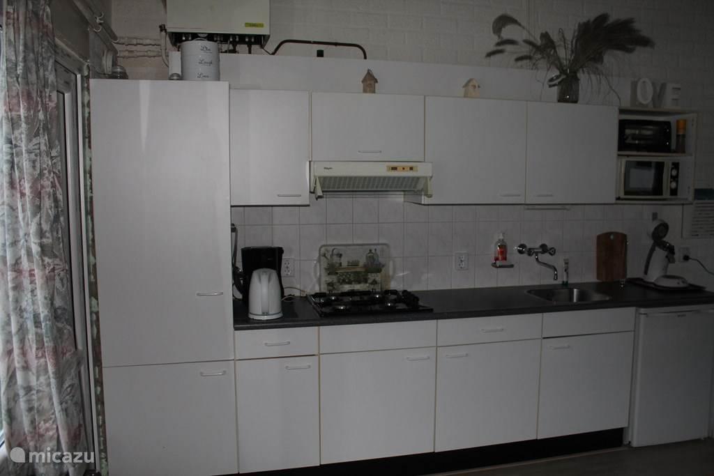 Keuken met complete inventaris