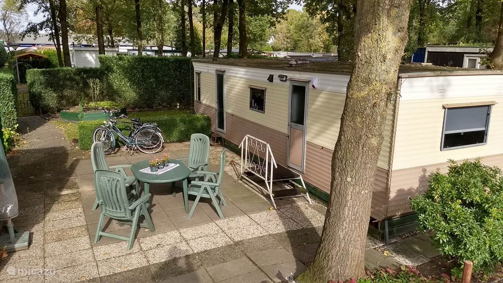 Vakantiehuis Nederland, Drenthe, Wijster stacaravan Stacaravan vakantiepark de Otterberg