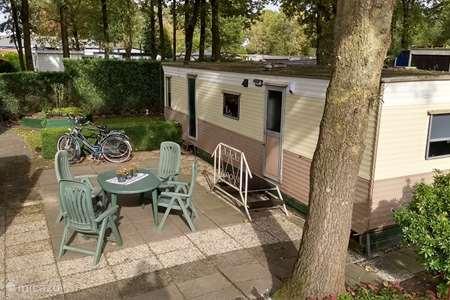 Vakantiehuis Nederland, Drenthe, Spier - stacaravan Park de Otterberg, incl fietsen
