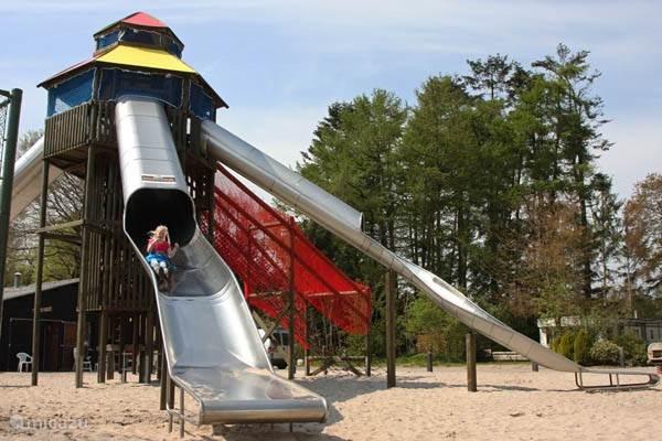 Super glijbaan voor de Kids