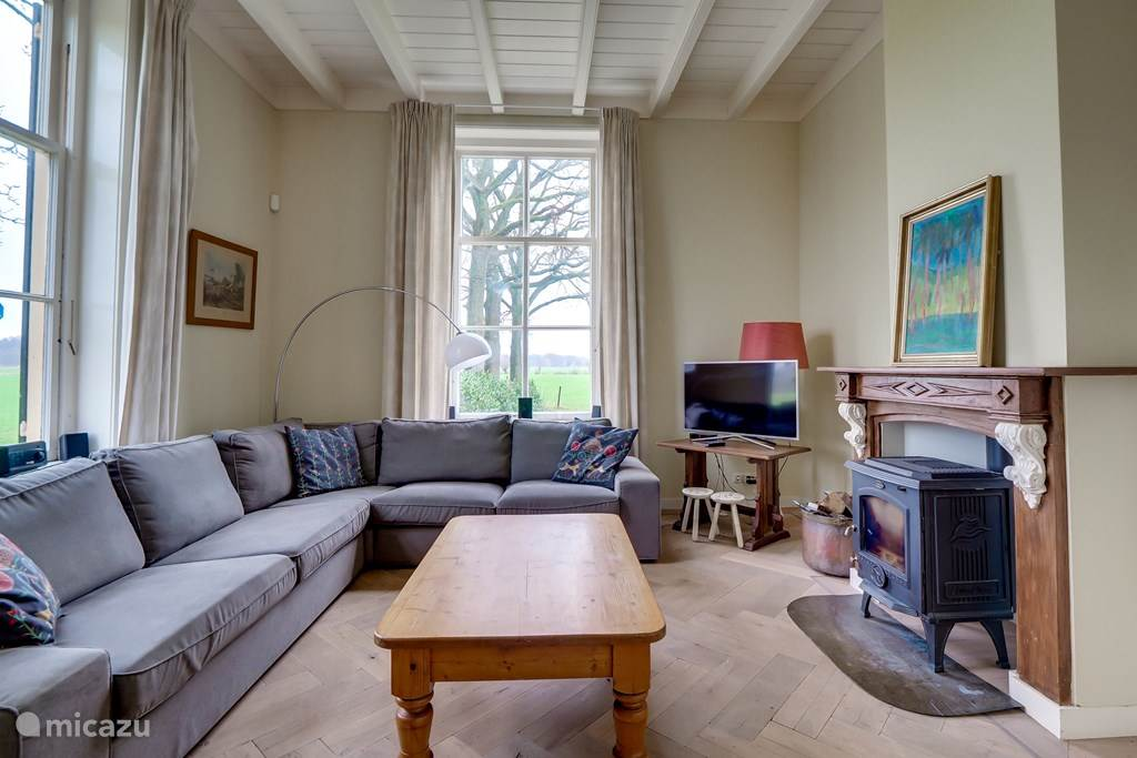 Vakantiehuis Nederland, Gelderland, Hoog-Keppel Vakantiehuis Tussen Ysselt, groepsaccommodatie