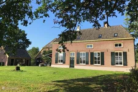 Vakantiehuis Nederland, Gelderland, Hoog-Keppel vakantiehuis Tussen Ysselt, 14 persoons boerderij