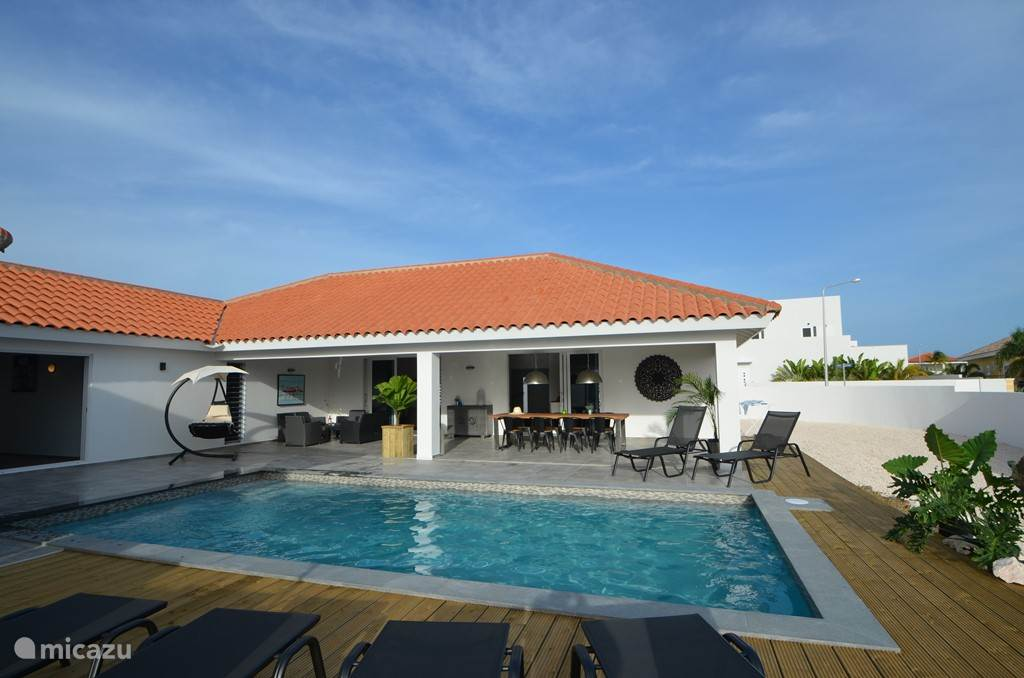 Vacation rental Curaçao, Banda Ariba (East), Vista Royal villa Kas Korsou