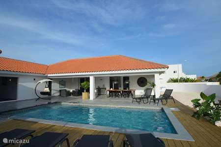 Vacation rental Curaçao, Banda Ariba (East), Jan Thiel - villa Kas Korsou
