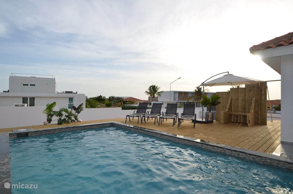 Vakantiehuis Curaçao, Banda Ariba (oost), Vista Royal Villa Kas Korsou