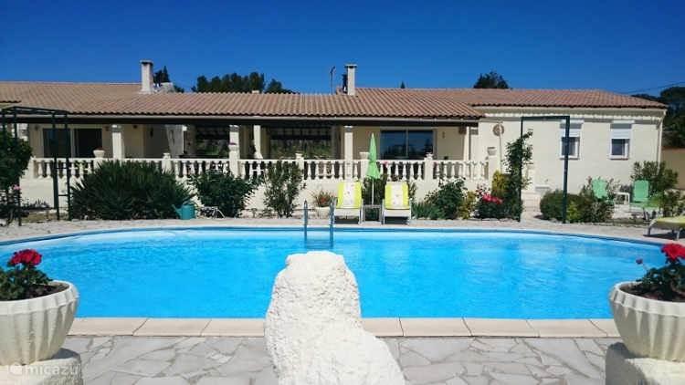 Vacation rental France, Languedoc-Roussillon, La Liviniere villa Villa Les Perroquets