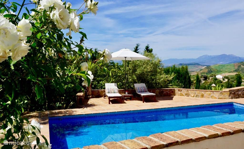 Ferienwohnung Spanien, Andalusien – ferienhaus Charmantes Ferienhaus mit Pool