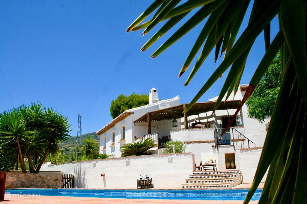 Vakantiehuis Spanje, Andalusië, Villanueva de la Concepción Vakantiehuis Sfeervol vakantiehuis met zwembad