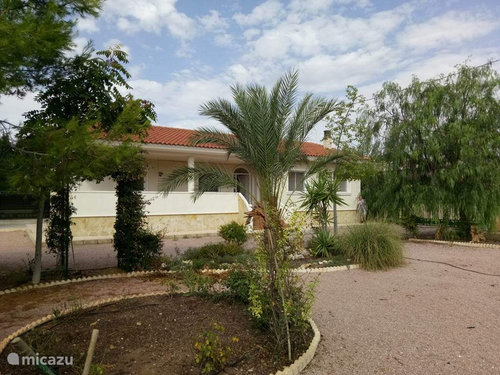 Vakantiehuis Spanje, Costa Blanca, Crevillente finca Casa Stephanie