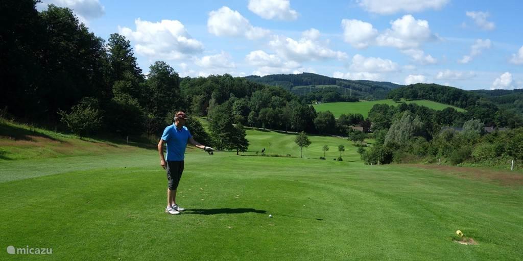 Golfbaan Winterberg
