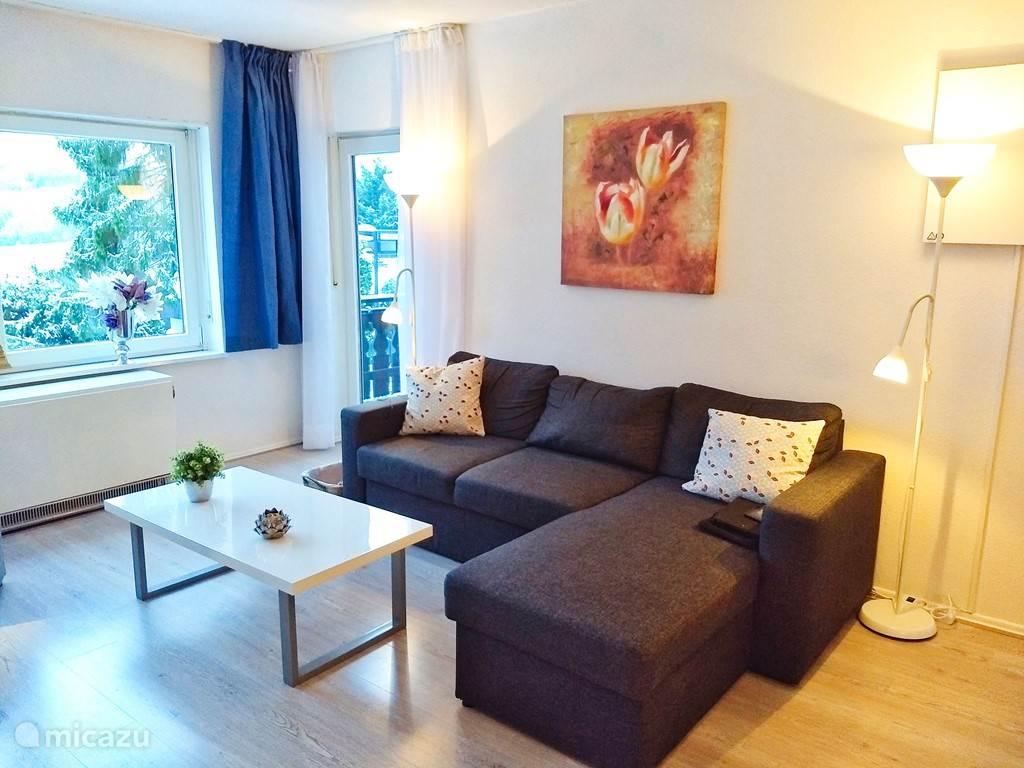 Vakantiehuis Duitsland, Sauerland, Niedersfeld - Winterberg Appartement Bergzicht