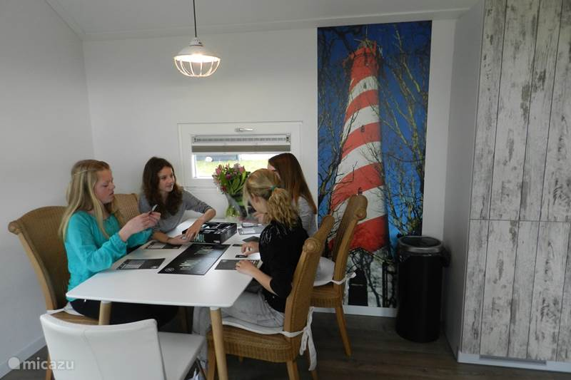 Vacation rental Netherlands, Zeeland, Burgh Haamstede Chalet Chalet Duindoorn