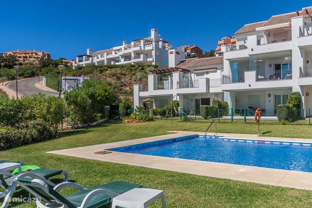 Vakantiehuis Spanje, Andalusië, Ojén Appartement Casa Piedra