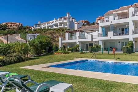 Vakantiehuis Spanje, Andalusië, Ojén - appartement Casa Piedra