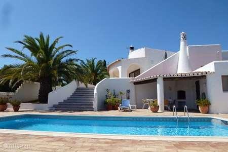 Vakantiehuis Portugal, Algarve, Carvoeiro - villa Villa Gatao, privacy en zeezicht!