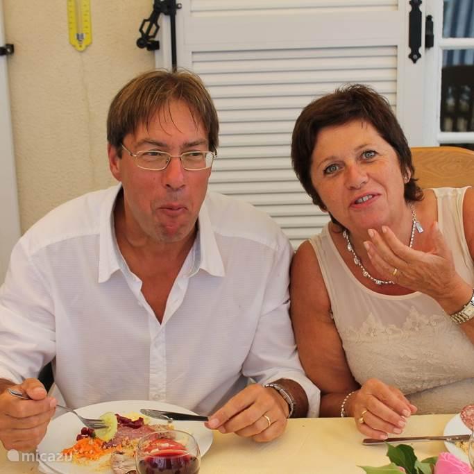 John & Brigitte Nieuwenhuyse