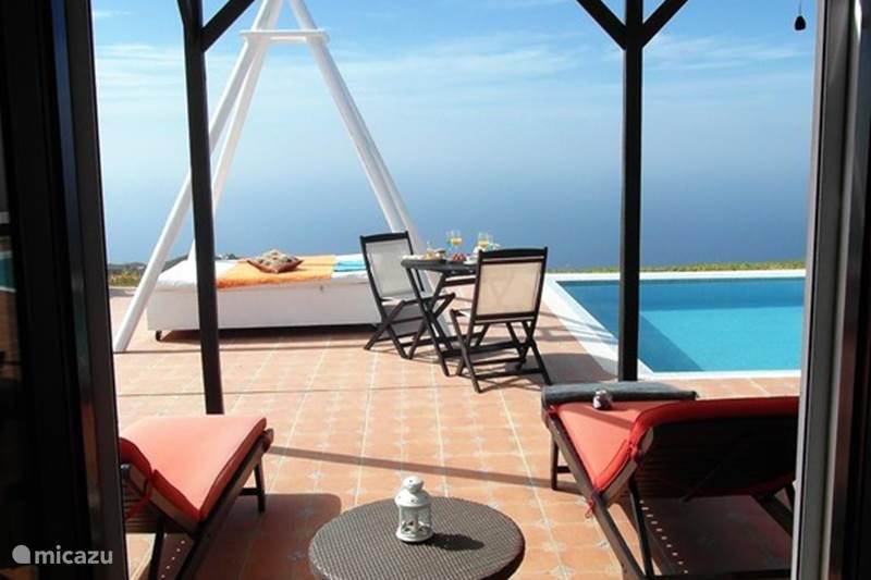 Vakantiehuis Spanje, Andalusië, Adra Vakantiehuis Magische zeezichten : Andalucia