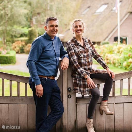 Rienk & Jacquelien Venema