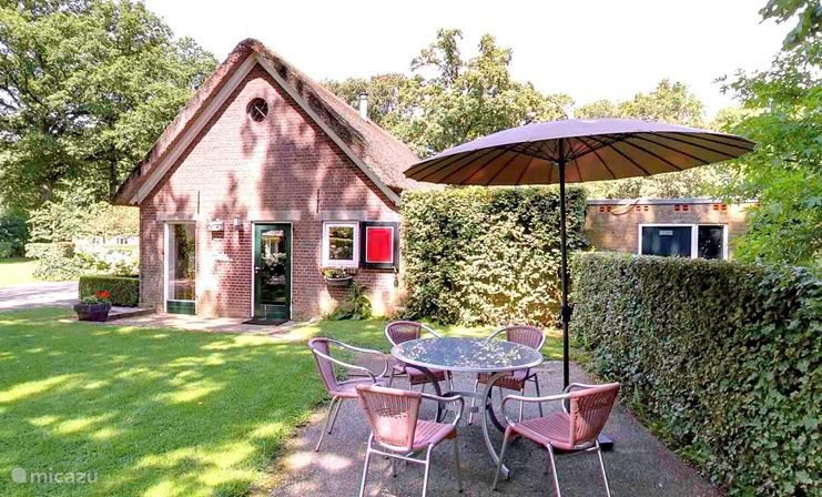 Vakantieverblijf het melkhuisje is een knus en comfortabel huis in de directe nabijheid van Deventer
