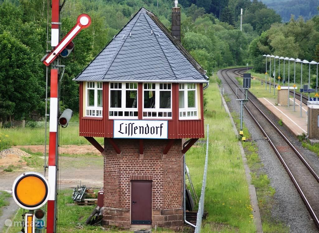 Treinstation Lissendorf