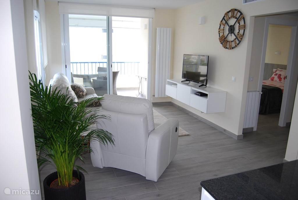 Vakantiehuis Spanje, Costa Blanca – appartement Appartement Alpisol